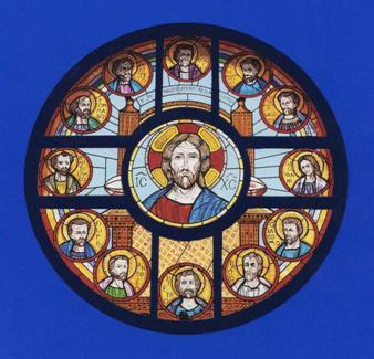 Le vetrate della nostra Parrocchia
