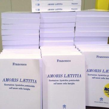 Amoris Laetitia: l'Amore nella Famiglia!
