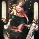 Oggi Santo Rosario da Pompei